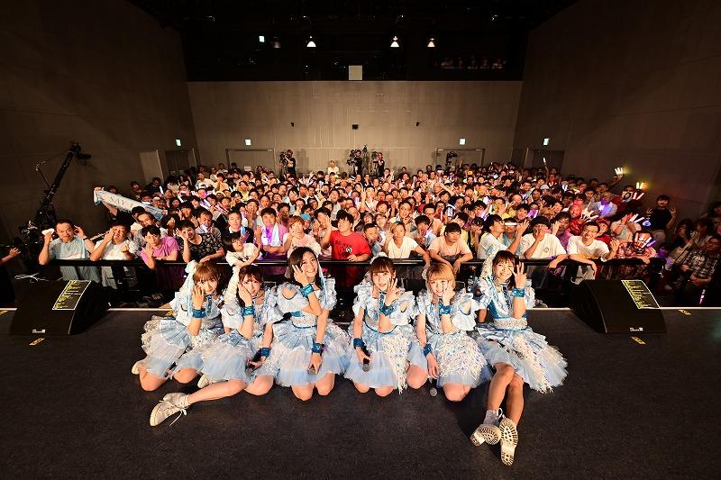 正統派アイドルSAY-LA、8月27日発売のシングル「正統派の夏が来る」を手に、渋谷ストリームホールでワンマン公演。今年の夏は勝負ですと宣言!!