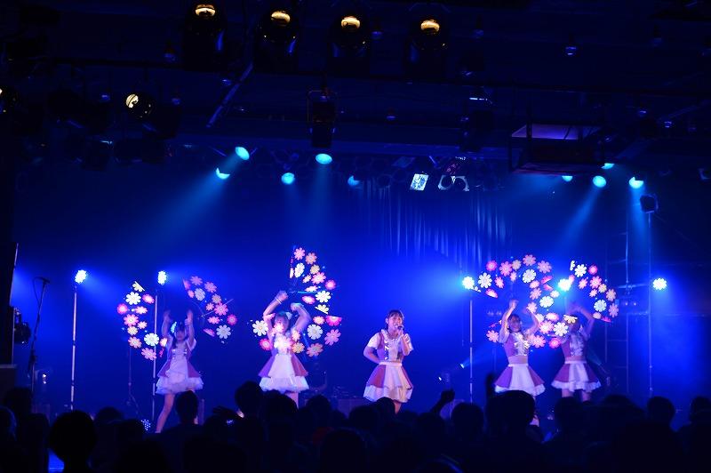 d-girls、恵比寿LIQUIDROOMワンマン公演より、7人の新体制で始動!!新情報も。